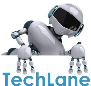 Techlane Retina Logo
